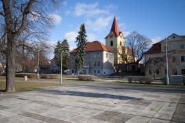 Budova knihovny