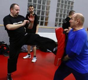 Eyal Yanilov v Praze - seminář Krav Maga Global Tour 2014 (7)