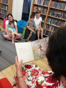"""Děkujeme za podporu """"Čtení dětem"""""""
