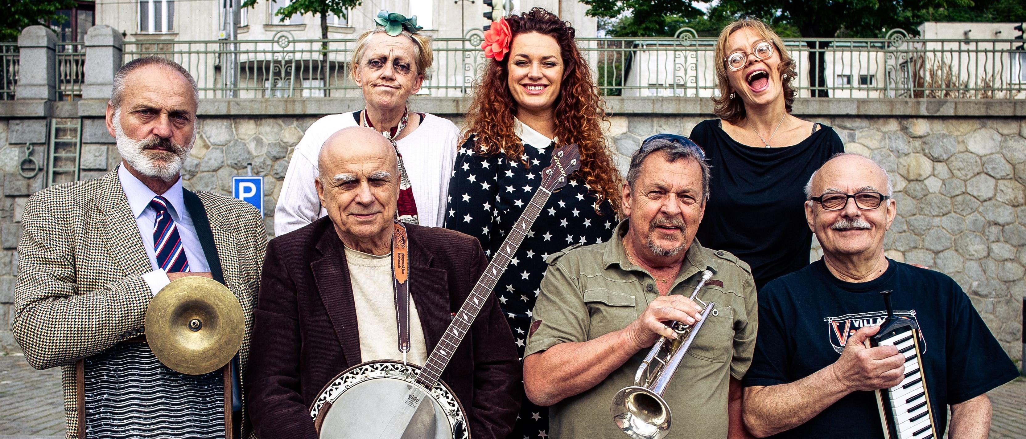 Ivan Mládek & Banjo Band 3. 9. 2016 od 20:30 hod