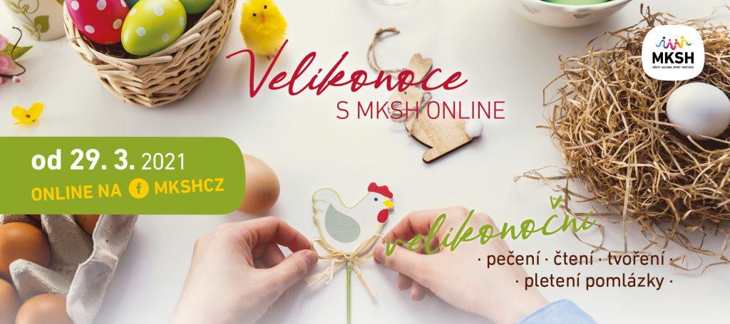 Velikonoce s MKSH online
